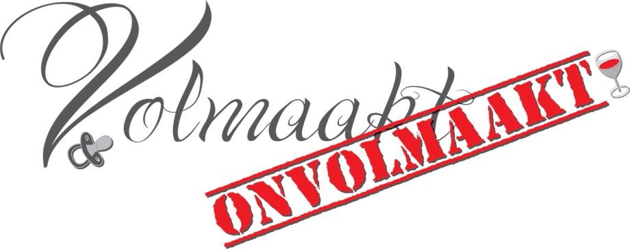 Volmaakt-onvolmaakt logo